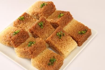 Recept na Kalakand Barfi