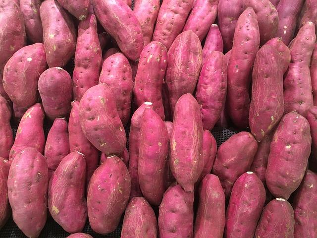 Batáty /sladké zemiaky/